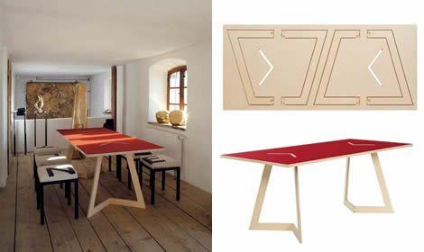 ber ideen zu klapptisch auf pinterest klapptische. Black Bedroom Furniture Sets. Home Design Ideas