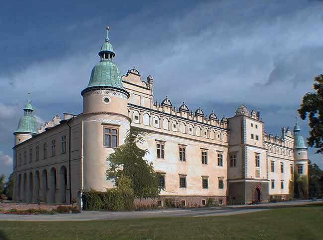 Baranow Sandomierski Poland