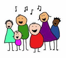 NOEM HET LIED   Dit simpele, muzikale spelletje gebruik je als afsluiting van de muziekles of in die tien minuutjes die je aan het eind van een dagdeel over hebt.   Jij of een van je leerlingen neuriet de melodie van een liedje. De rest van de groep raadt om welk liedje het gaat. Daarna zing je het met de hele groep. Handig wanneer je kinderen een cijfer wilt geven voor zingen. Spreek van te voren af dat het liedjes moeten zijn die iedereen kent.