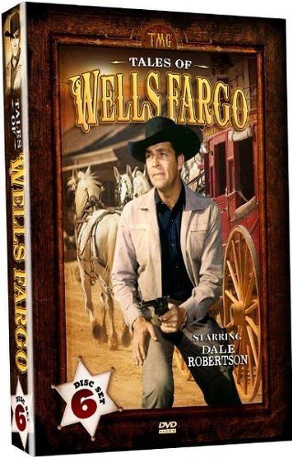 Tales of Wells Fargo (TV Series 1957–1962)
