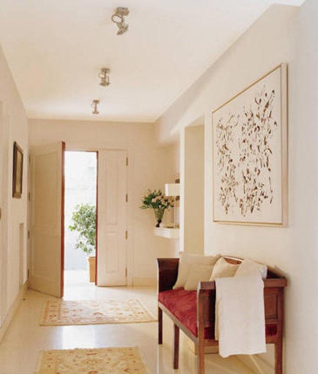 Cómo hacer más atractivo el recibidor de nuestra casa