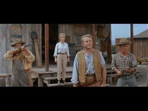 Flaming Star (1960) with Elvis Presley, Steve Forrest, Barbara Eden Movie - YouTube