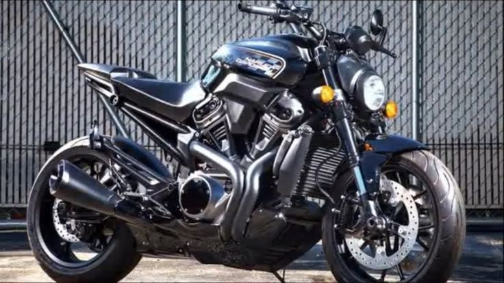 2020 Harley‑Davidson Streetfighter new generation on the