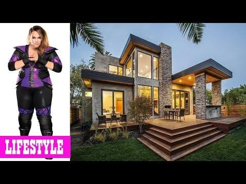 WWE Nia Jax Biography★Boyfriend★Family★Income★Cars★Houses★Net Worth and Life Style - YouTube
