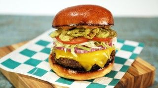 Bacon Jalapeno Burger Recipe | The Chew - ABC.com