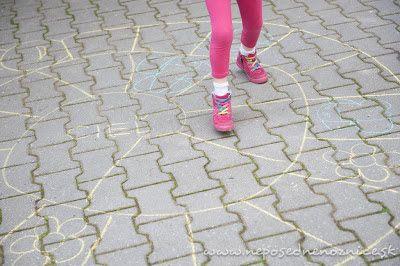aktivity vonku | Neposedné nožnice
