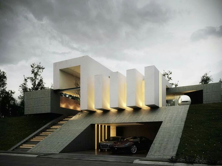 3236 best contemporary images on Pinterest | Modern houses ...