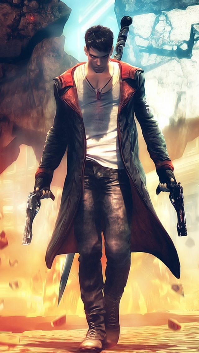 I don't care what anyone says, I love the new Dante. Not as much as the old one…