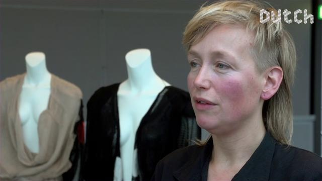 Dutch DFA profile of up-and-coming fashion designer Conny Groenewegen, whose feminine, sensual clothing crosses the border between fashion and ar