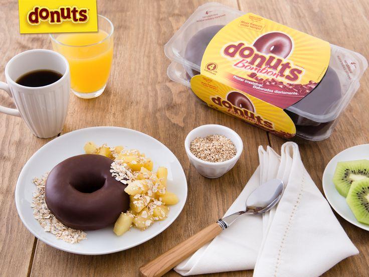 O teu pequeno-almoço diferente.