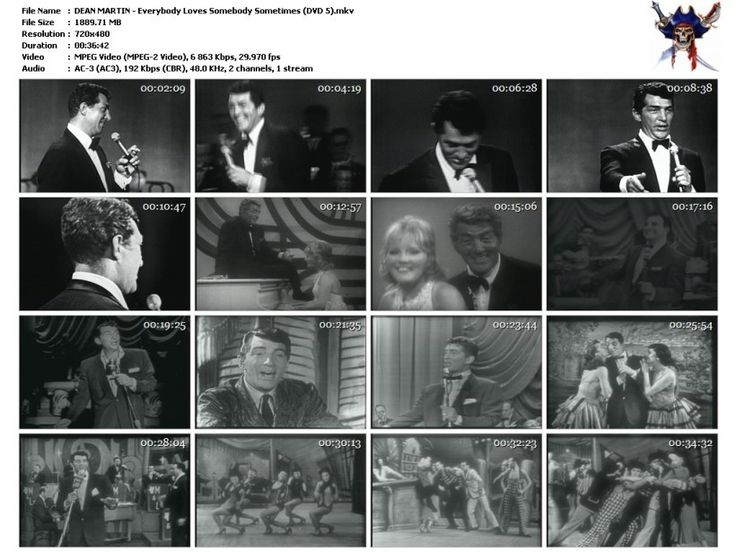 dean martin everybody loves somebody photos | DEAN MARTIN - Everybody Loves Somebody Sometimes (DVD 5) : Oglasindo