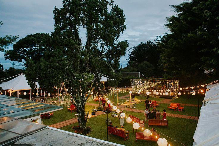 Zindy dan Tata: Pernikahan Tema Constellation di Kota Bandung -