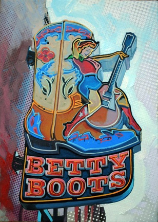 Betty Boots: Neon Advert, Neon Signs, Everywhere Signs, Billboards Neon, Signs Neon, Boots Neon, Favorite Neon, Motels Signs, Boots Signs