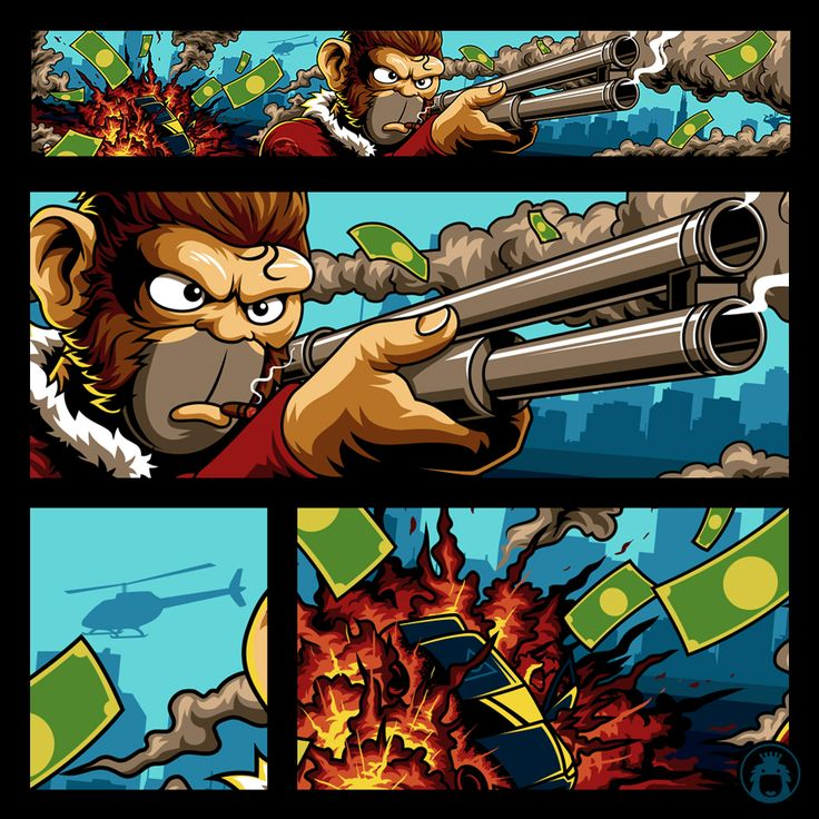 Youtube banner design for Brox See his awesome skill in playing GTA 5 here https://www.youtube.com/channel/UCyFBe6ZdKnSUUJ4NIUY7JaQ  #Vector #illustration #Commission #Graphicdesign #Youtubebanner #GTA5 #Game #Playstation #Monkey