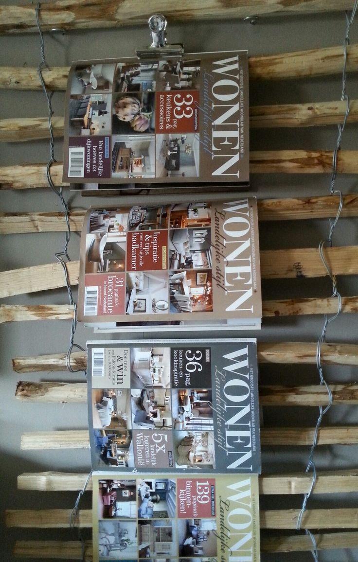 Meer dan 1000 ideeën over tijdschriften muur op pinterest ...