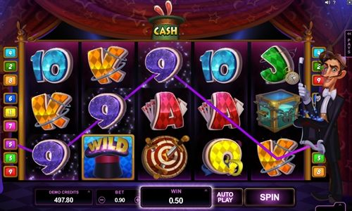 If you love new bonus features, then you'll enjoy the new Rabbit in the Hat slot game --> http://ow.ly/MlORD