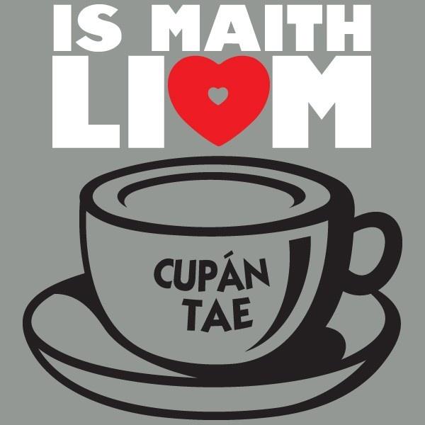 I like a cup of tea.