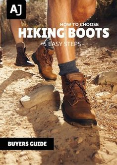 """Good hiking boots are a crucial part of every hiker's equipment. They can make or break our outdoors adventures, so every smart hiker needs to know the basics of how to choose hiking boots the right way before shopping around.The good news is we already did all the """"number crunching"""" ..."""