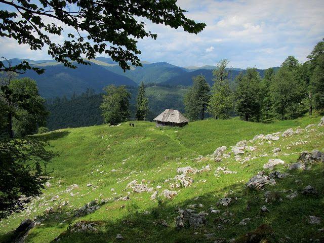 Góry Parang