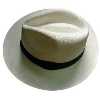 Cappello Pieghevole Montecristi - Fedora (Grado 7-8)