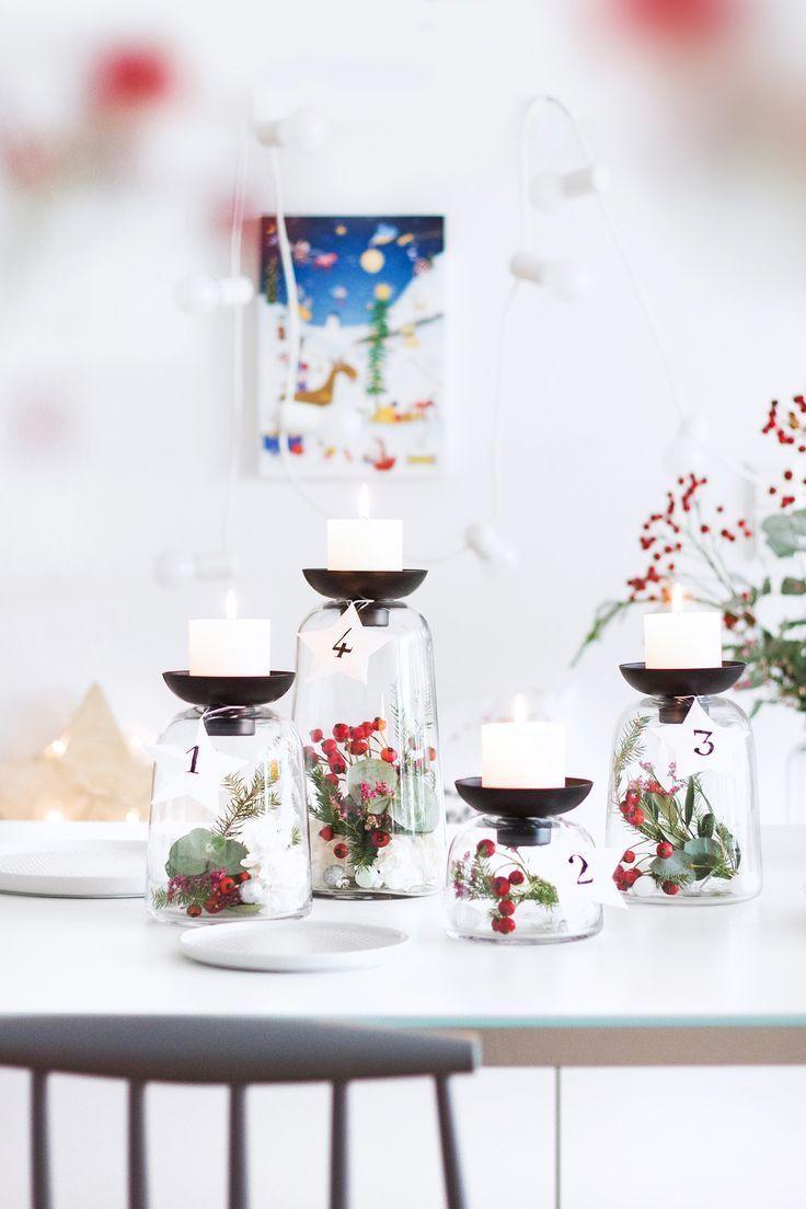 adventsvorfreude und bastelfieber drei weihnachtliche diy. Black Bedroom Furniture Sets. Home Design Ideas