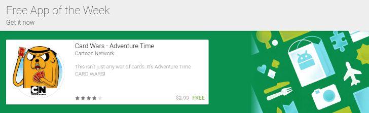 Le Google Play Store propose une app gratuite par semaine... mais n'en parle pas - http://www.frandroid.com/android/applications/google-play/420050_le-google-play-store-propose-une-app-gratuite-par-semaine-mais-nen-parle-pas  #Android, #ApplicationsAndroid, #GooglePlay