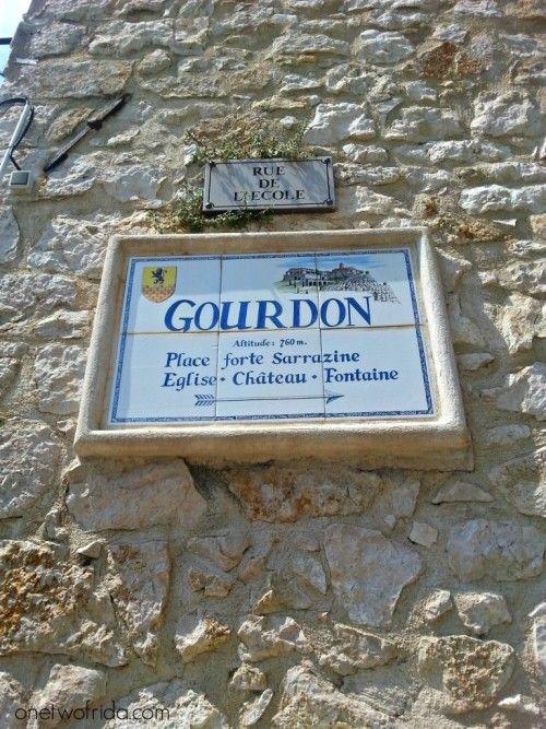 Gourdon - Provenza - Costa Azzurra