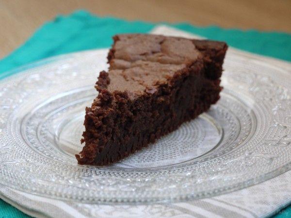 Fondant chocolat & crème de marrons