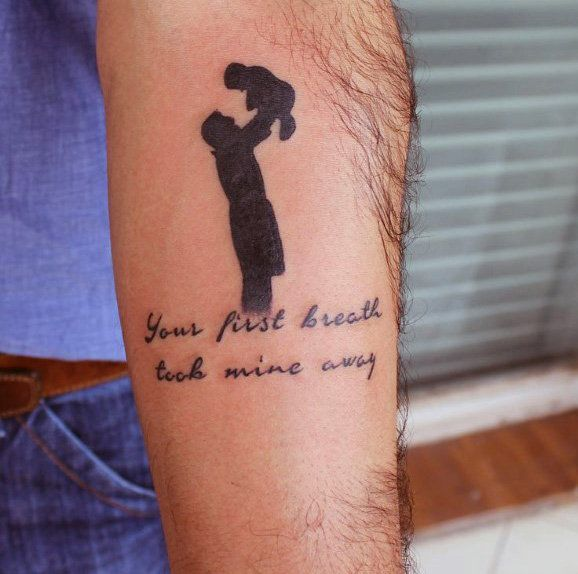 Image Result For Top Best Father Son Tattoos For Men Manly