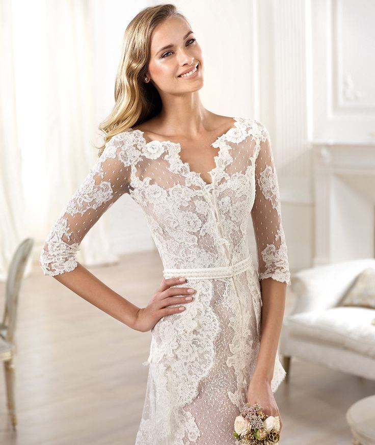 17 Best Images About Pronovias Collection 2014 On
