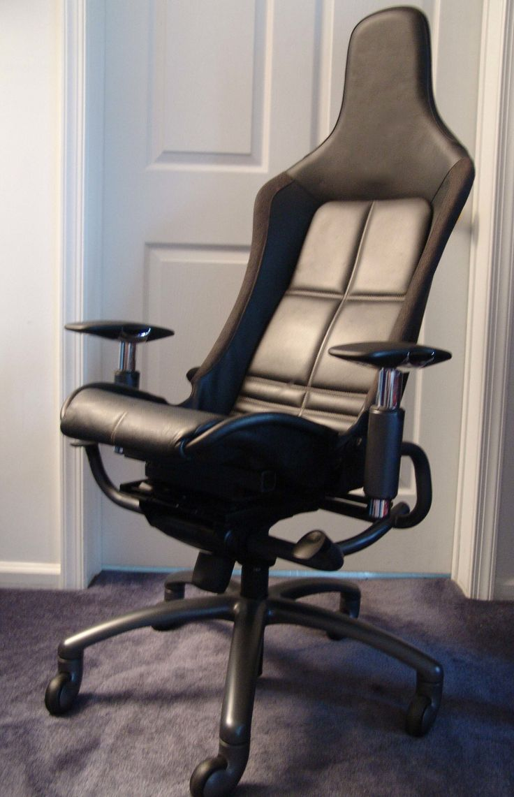 Office Chair From Racechairs.com Using A Real Seat Moved From A Lotis  Exige. Exotic Sports CarsLuxury ...