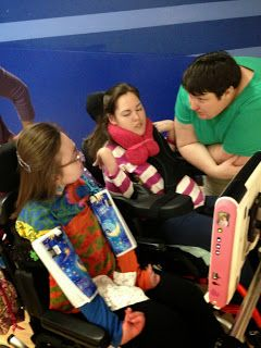 Interesting blog with ideas to help teach students with multiple and severe disabilities.