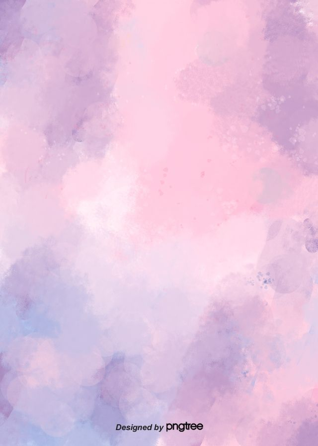 2020 的 The Sky Background Of Pink Purple Watercolor Halo Effect 主题