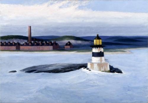Five A.M. - Edward Hopper