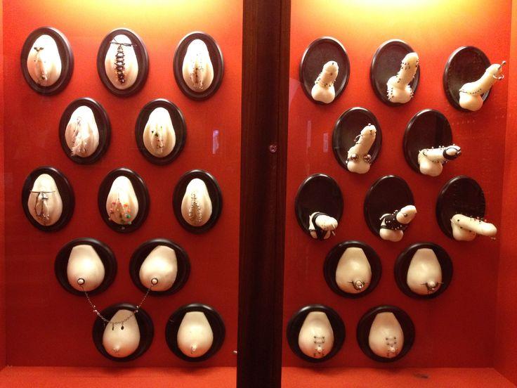 Sex machine museum