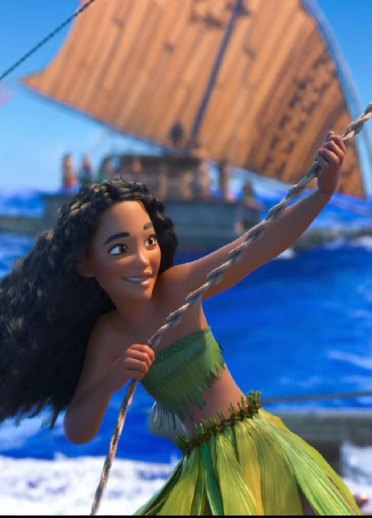 Disney Releases 'We Know The Way' Clip From Moana (VIDEO)
