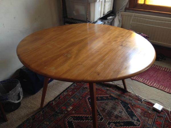 98 Best Apartment Images On Pinterest  Teak 1950S And 1960S Pleasing Second Hand Ercol Dining Room Furniture Inspiration