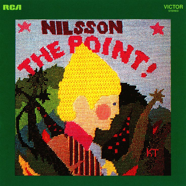Harry Nilsson The Point! 1971 Harry nilsson, Concept