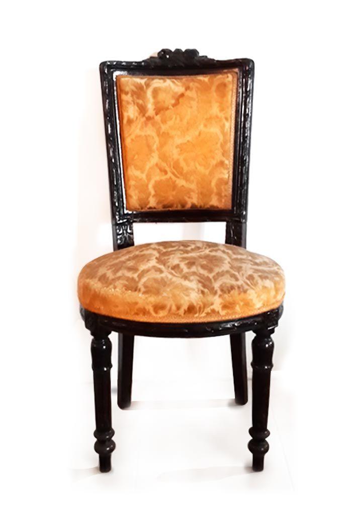 M s de 25 ideas fant sticas sobre sillas de color rosa en - Sillas luis xvi modernas ...