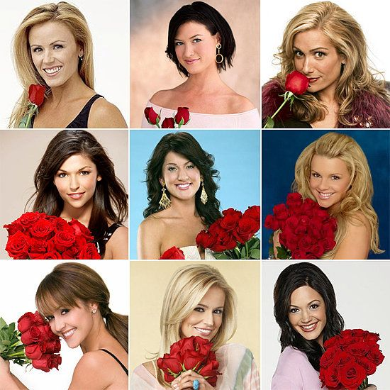"Create name tags that you can attach to each rose the girls receive as they arrive. Have one side say her name and the other side say the name of a past Bachelorette: Trista Rehn, Meredith Phillips, Jen Schefft, DeAnna Pappas, Jillian Harris, Ali Fedotowsky, Ashley Hebert, Emily Maynard, or Desiree Hartsock. If you have a lot of guests, have the tags say ""Team Trista,"" etc."