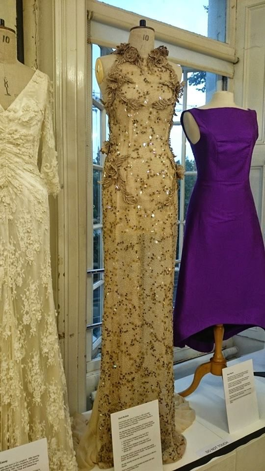 Top Irish #fashion designers and former Grafton Academy students display on Culture Night 2014