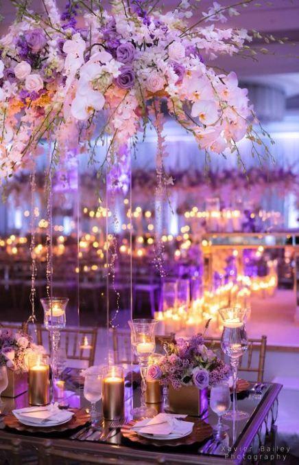16 ideas wedding elegant table rose gold #wedding
