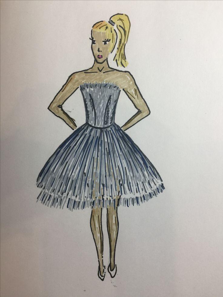 Платье балерины