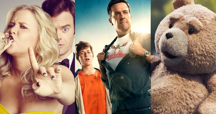 7 Best Comedy Movies of 2015 -- From Melissa McCarthy and Jason Statham in 'Spy', to a talking Teddy Bear in 'Ted 2', we look at 7 of 2015's hottest comedy movies. -- http://movieweb.com/best-comedy-movies-2015/
