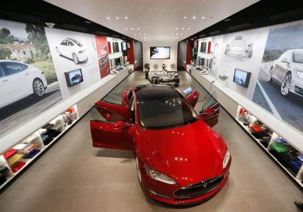 Tesla Motors To Open A New Store