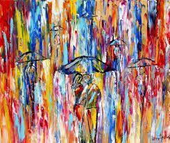 Картинки по запросу абстракция  на холсте акварелью для сумок