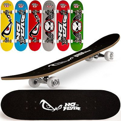 No fear #skateboard #retro #skateboards deck kids #complete #skateboard wood 79x20 ,  View more on the LINK: 	http://www.zeppy.io/product/gb/2/141901138240/