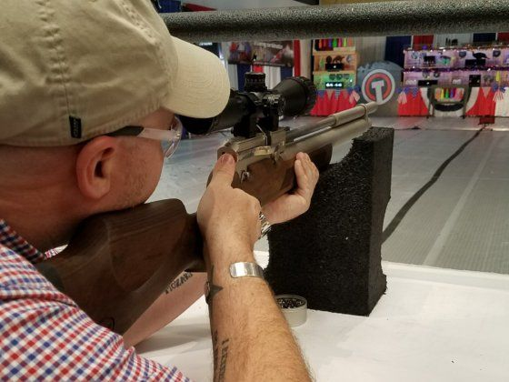 Gun stocks jump after shooting at congressional baseball practice (RGR AOBC SSTI)