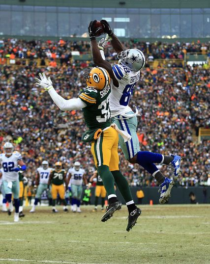 Dez Bryant Play Momentarily Gave Dallas Hope Against Packers - NYTimes.com