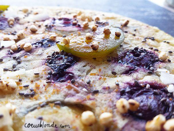 pannenkoek recept pruimen quinoa